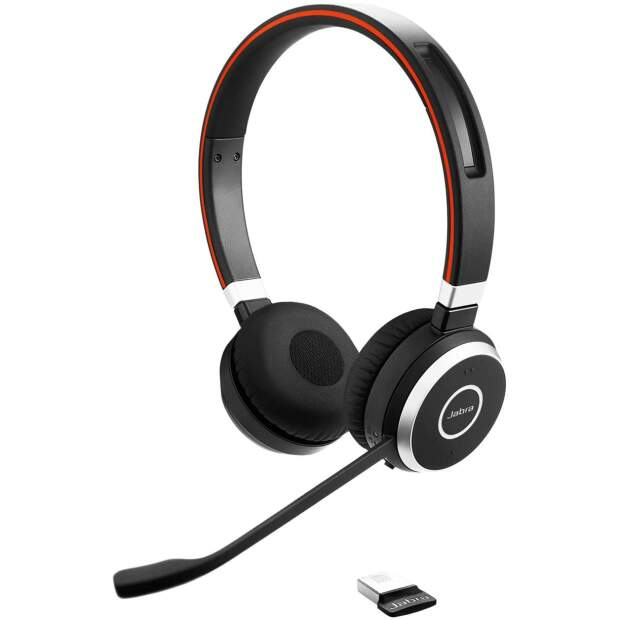 Evolve 65 MS DUO USB NC Bluetooth, Lync optimiert. inkl....