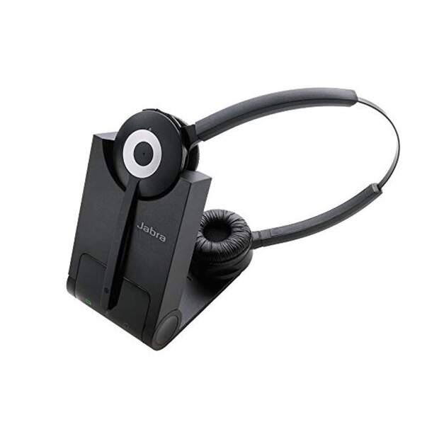 PRO 920 DUO schnurloses Headset für Tischtelefone (Kabelgebunden) *kein USB.