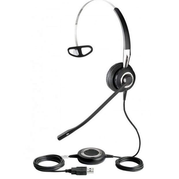 Jabra BIZ 2400 II USB Duo BT MS - Headset - On-Ear - Bluetooth - kabelgebunden - USB - Zertifiziert für Teams