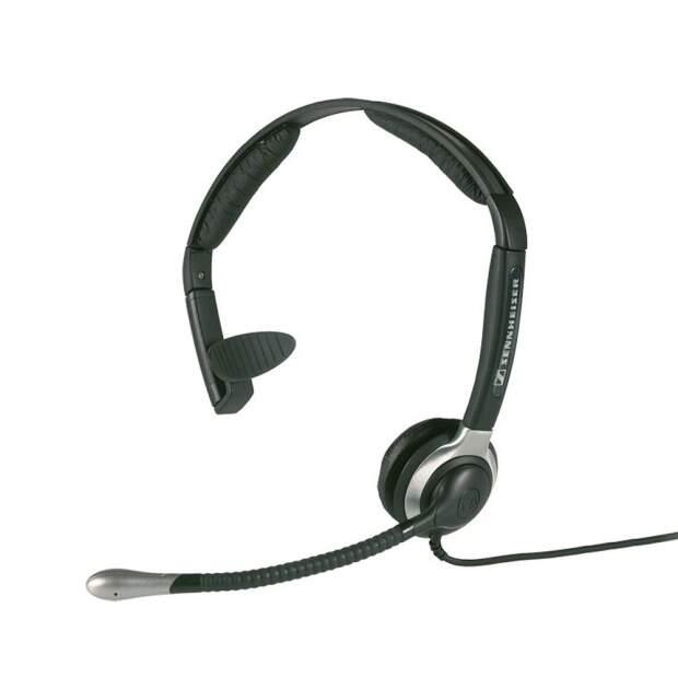 CC 510 Überkopfbügel Headset, einseitig mit UNC Mikrofon B-Ware mit 6 Monate Garantie
