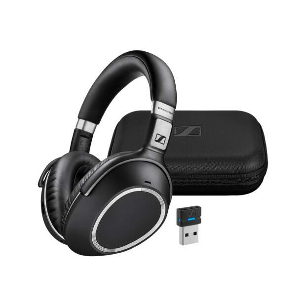 MB 660 UC beidseitiges BT Mobile Business Stereo ANC Headset mit Bluetooth-Dongle