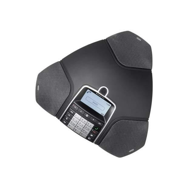 Konftel 300Wx Schnurloses Konferenztelefon schwarz