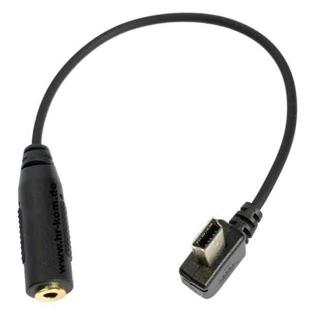 Gigaset Headset Adapter Mini-USB auf 2,5mm für SL350 SL400 SL910