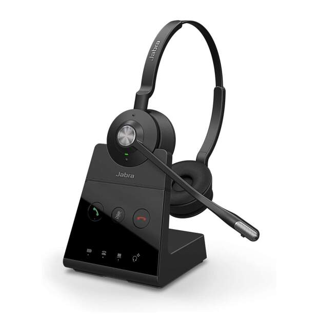 Jabra Engage 65 Stereo DECT + Kabel und USB Integriertes Busylight