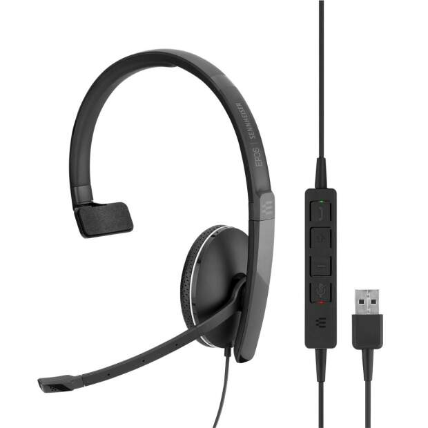 EPOS  ADAPT SC 135 USB einseitiges (Mono) USB Headset...