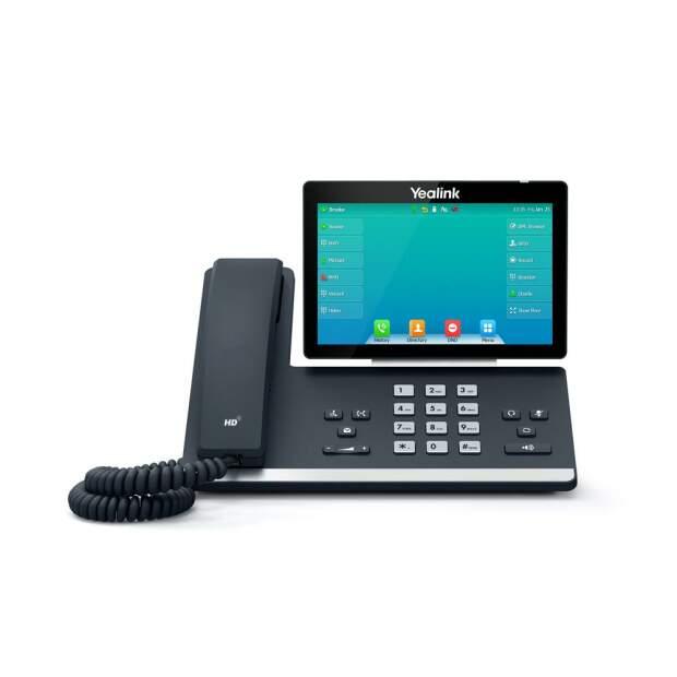 YEALINK SIP-T57W SIP-Telefone PoE ohne Netzteil