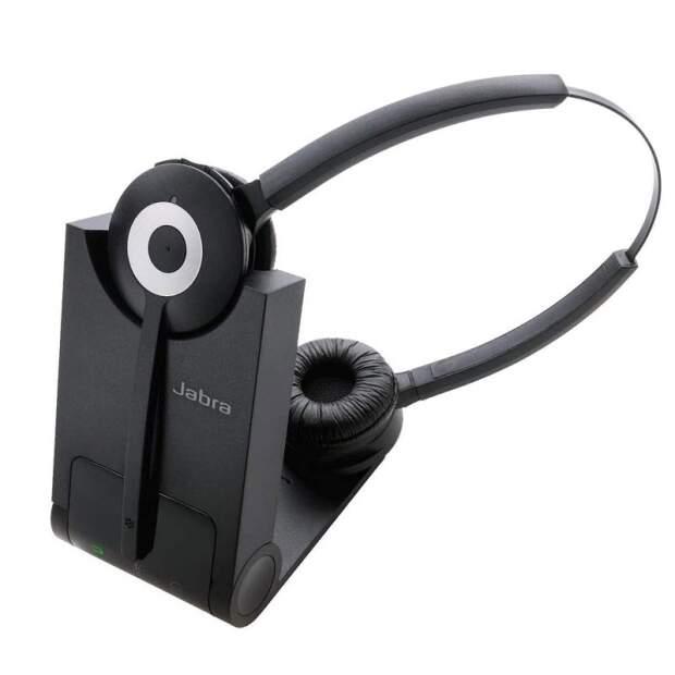 B- Ware PRO 920 DUO schnurloses Headset für Tischtelefone (Kabelgebunden) *kein USB.