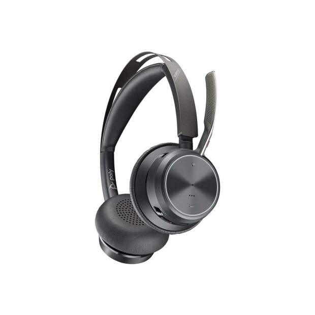POLY Voyager Focus 2 UC USB-A