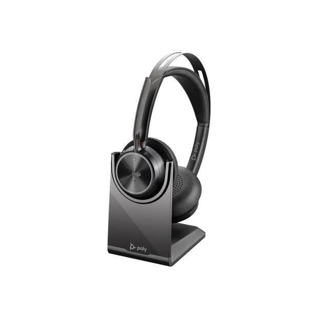 POLY Voyager Focus 2 UC-M USB-A Charge Stand