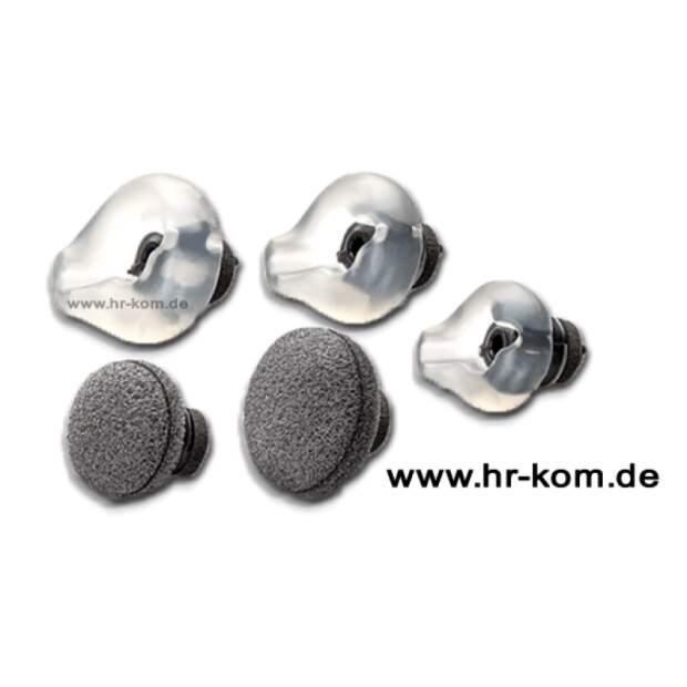 Ersatz Ohrstöpsel-Set für CS70N/C70N/Savi W730/CS530, verschiedenen Größen